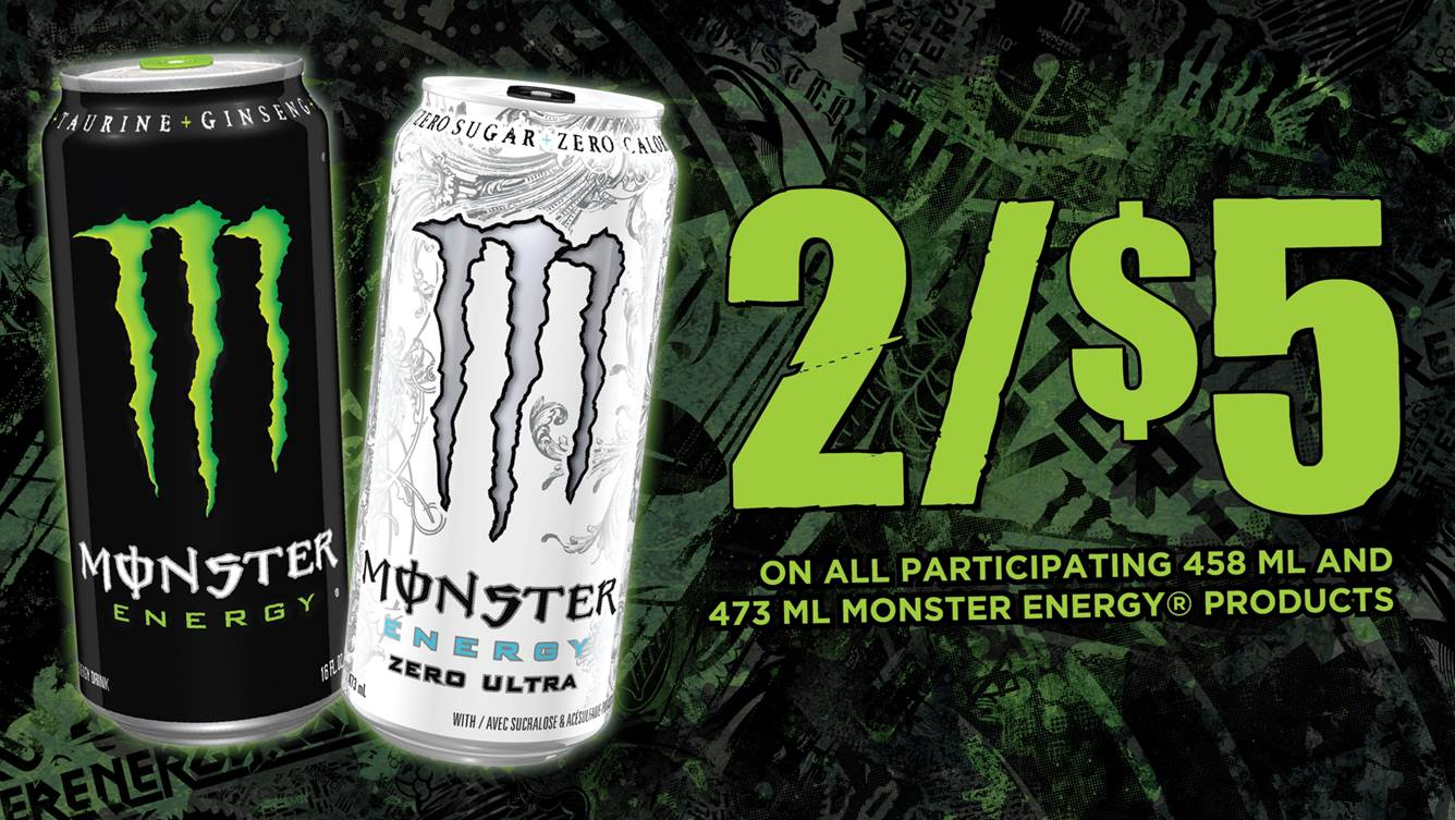 Monster 473ml 1